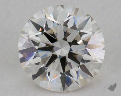 0.70 Carat J-VS1 Excellent Cut Round Diamond