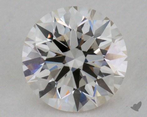 0.70 Carat J-VS1 Excellent Cut Round Diamond