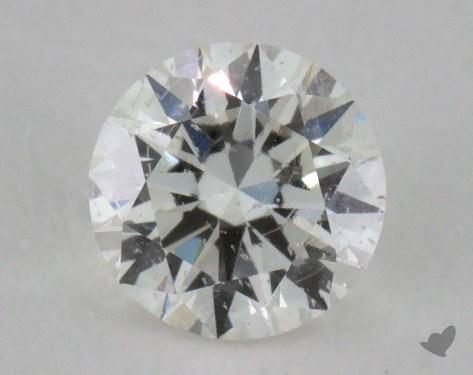0.43 Carat I-I1 Excellent Cut Round Diamond