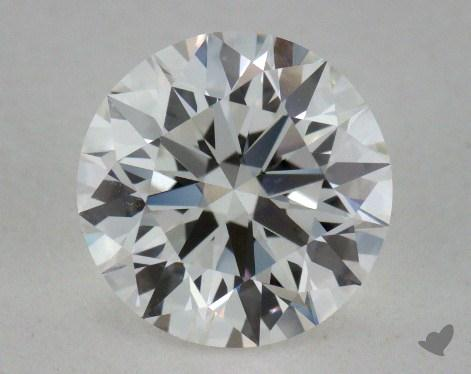 1.17 Carat G-VVS1 Excellent Cut Round Diamond
