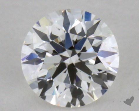 0.24 Carat E-VVS2 Excellent Cut Round Diamond