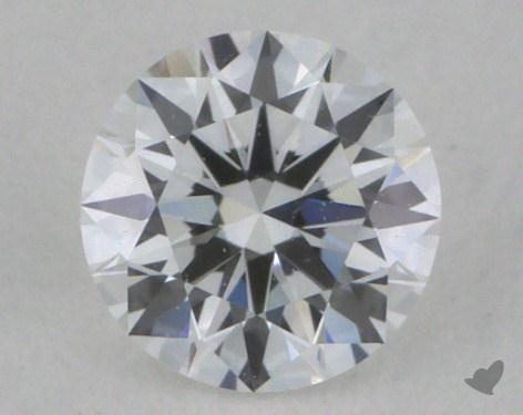 0.24 Carat E-VVS2  True Hearts<sup>TM</sup> Ideal  Diamond