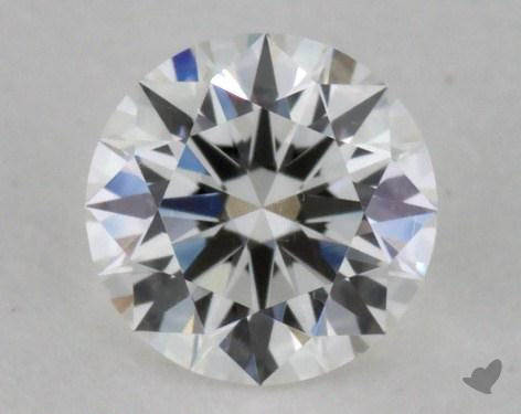 0.31 Carat F-SI1 True Hearts<sup>TM</sup> Ideal Diamond
