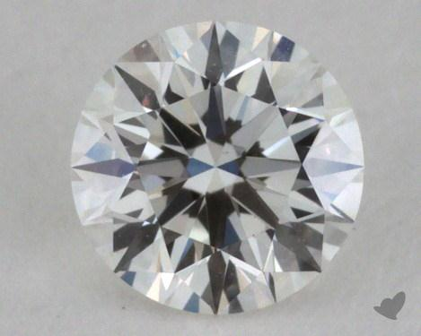 0.26 Carat F-VS1 Excellent Cut Round Diamond