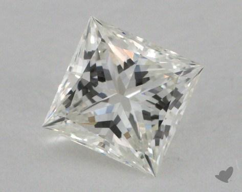 0.73 Carat G-IF Ideal Cut Princess Diamond
