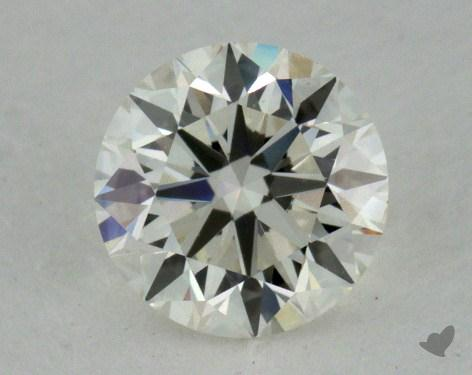 0.50 Carat J-VS2 Very Good Cut Round Diamond