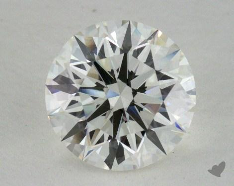 2.05 Carat I-SI1 Excellent Cut Round Diamond