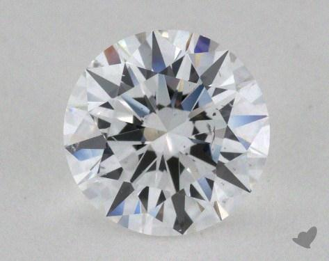 0.94 Carat E-SI1 Excellent Cut Round Diamond