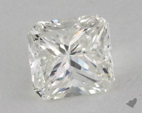 1.00 Carat I-VS1 Radiant Cut Diamond