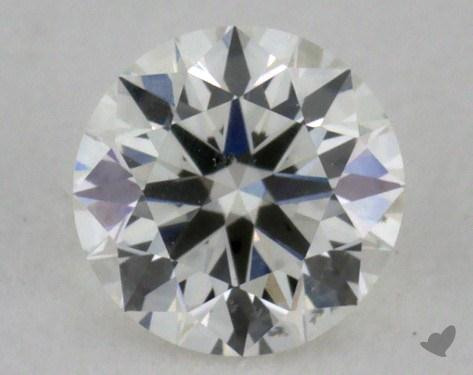 0.31 Carat H-SI2 Very Good Cut Round Diamond
