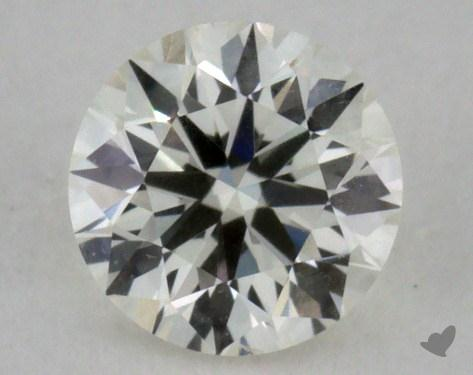 0.32 Carat J-SI2 Very Good Cut Round Diamond