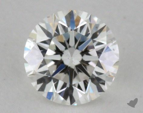 <b>0.32</b> Carat F-I1 Very Good Cut Round Diamond