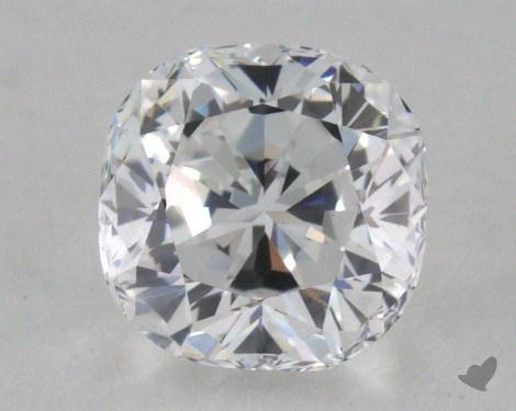 0.70 Carat D-VS2 Cushion Cut Diamond