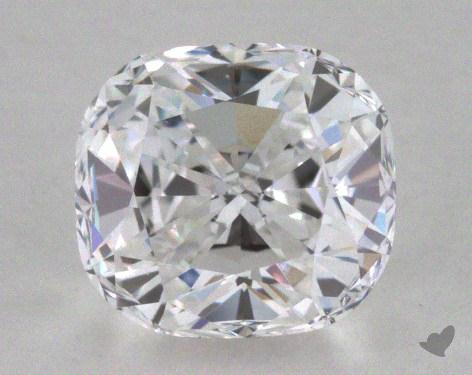 0.75 Carat E-VVS2 Cushion Cut Diamond