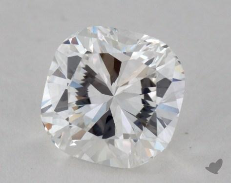 1.68 Carat E-VS1 Cushion Cut Diamond