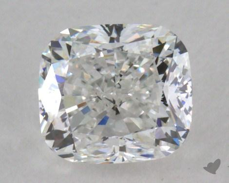 0.87 Carat F-SI1 Cushion Cut Diamond