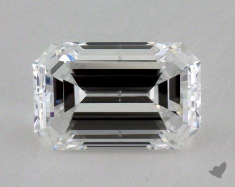 2.02 Carat E-SI1 Emerald Cut Diamond