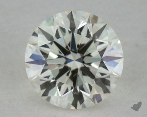 0.50 Carat K-SI2 Very Good Cut Round Diamond