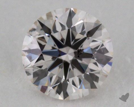 0.40 Carat H-I1 Excellent Cut Round Diamond