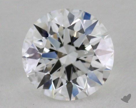 1.02 Carat E-SI2 Excellent Cut Round Diamond