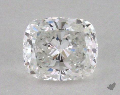 0.44 Carat E-VVS2 Cushion Cut Diamond