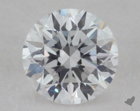 0.26 Carat D-VS1 Very Good Cut Round Diamond