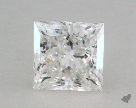 1.25 Carat G-VS1 Ideal Cut Princess Diamond