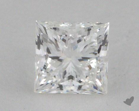 1.04 Carat F-VS1 Princess Cut Diamond