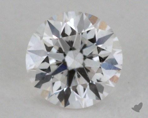 0.41 Carat E-VS2 Excellent Cut Round Diamond