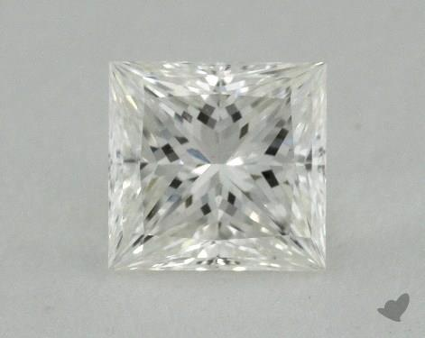 0.70 Carat H-SI1 Ideal Cut Princess Diamond
