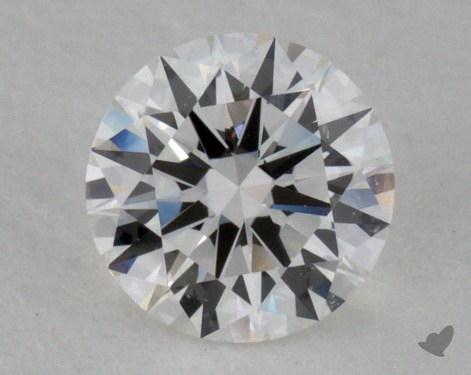 0.50 Carat G-VVS2 Excellent Cut Round Diamond