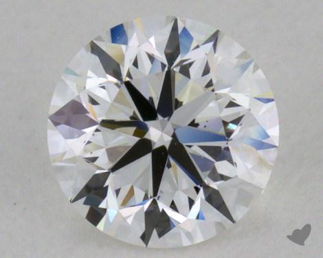 0.70 Carat F-SI2 Very Good Cut Round Diamond