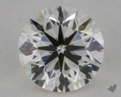 0.75 Carat I-VVS2 Very Good Cut Round Diamond