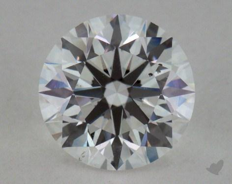 <b>1.02</b> Carat D-SI1 Excellent Cut Round Diamond
