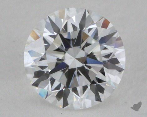 0.61 Carat D-IF Excellent Cut Round Diamond