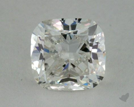 1.71 Carat H-SI2 Cushion Cut Diamond