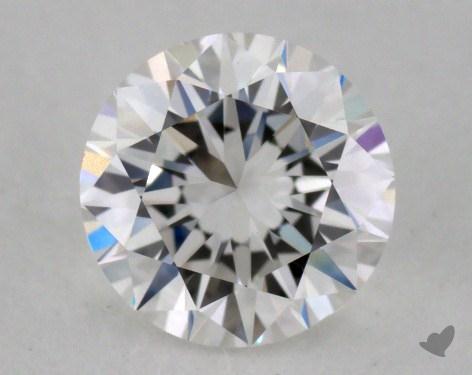 1.02 Carat F-VS2 Very Good Cut Round Diamond