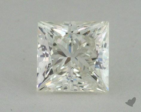 1.36 Carat J-VS2 Good Cut Princess Diamond