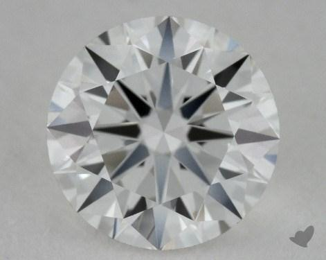 1.00 Carat F-VS1 Very Good Cut Round Diamond