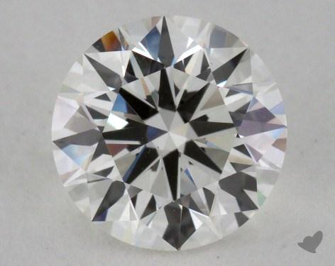 1.25 Carat G-VVS2 Excellent Cut Round Diamond