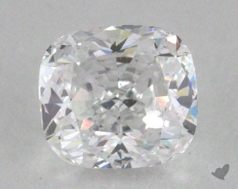 0.71 Carat E-SI1 Cushion Cut Diamond