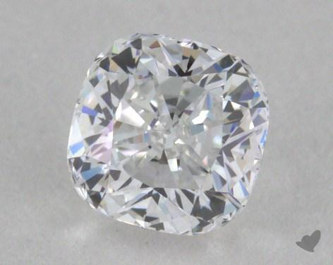 0.60 Carat D-VVS2 Cushion Cut Diamond