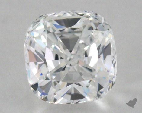 0.79 Carat E-VS1 Cushion Cut Diamond 