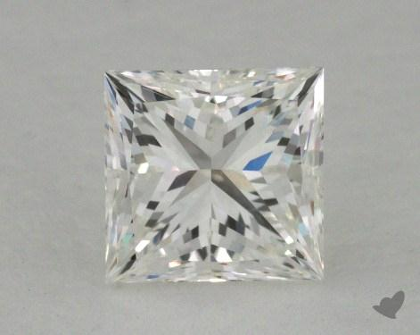 1.01 Carat G-VVS1 Good Cut Princess Diamond