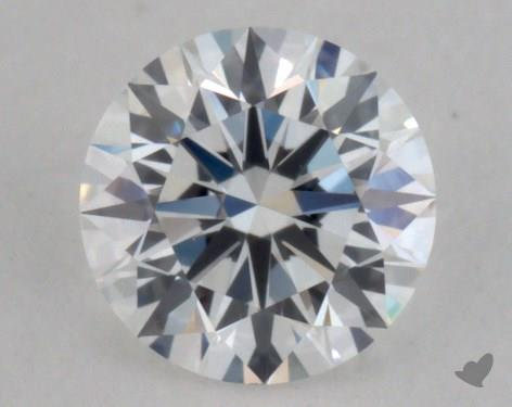 0.23 Carat E-IF Excellent Cut Round Diamond