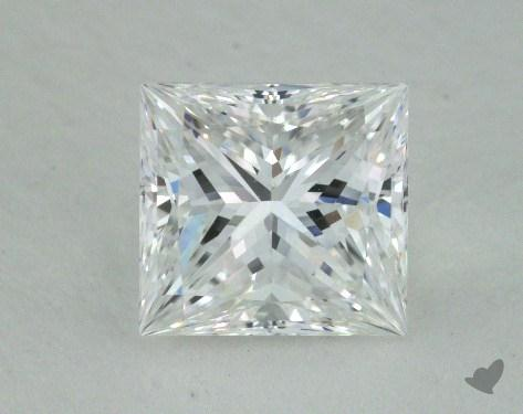 1.16 Carat E-VVS1 Princess Cut  Diamond