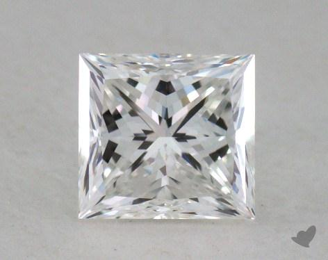1.01 Carat F-VS1 Princess Cut  Diamond