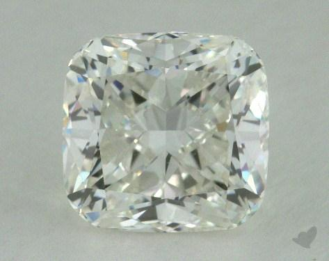 1.72 Carat H-VS1 Cushion Cut Diamond