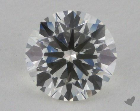 1.71 Carat I-VS1 Good Cut Round Diamond