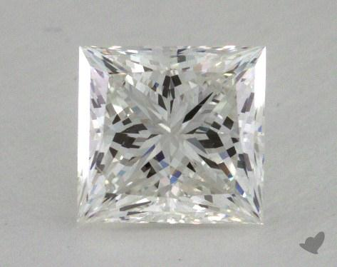 1.00 Carat G-VS1 Ideal Cut Princess Diamond